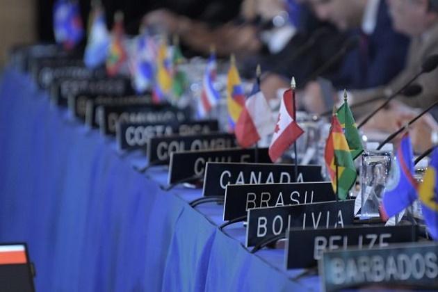Resultado de imagen para la OEA convoca al órgano de consulta del mecanismo de defensa interamericano