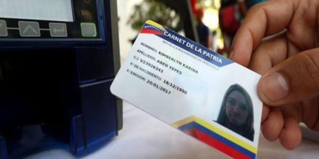 Conozca los nuevos montos de los bonos del carnet de la patria tras aumento salarial