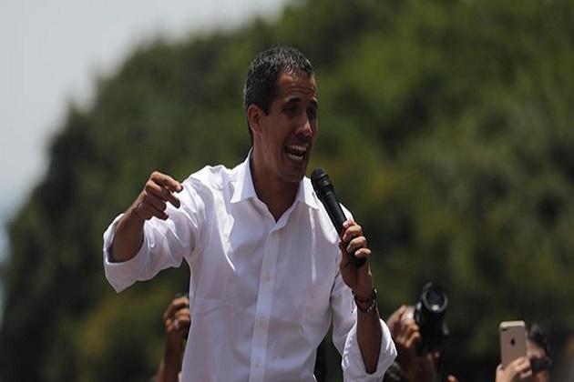 Guaidó ante el apagón: «Los venezolanos no nos acostumbraremos al desastre»