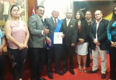 Clef conmemora el 50º aniversario de PoliFalcón con Sesión Especial