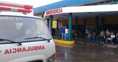Douglas Pérez dejó la dirección del Hospital Universitario de Coro