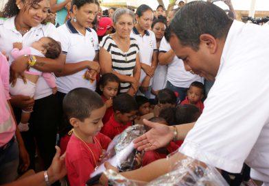 Más de 5.550 personas atendió jornada social integral en Zumurucuare