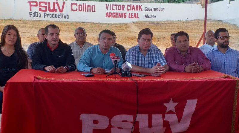 Dirigencia revolucionaria respalda avances en materia de servicios que lidera Víctor Clark