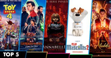 """Toy Story 4"""" es la séptima película más taquillera de Pixar"""