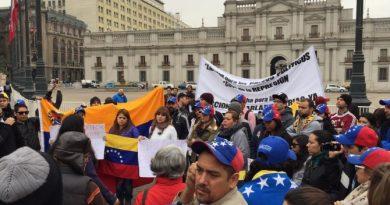 Chile extiende por 90 días proceso de regularización de estampado de visas para venezolanos