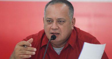 Cabello asegura que cumple «reposo total» por el covid-19