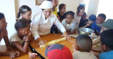 120 niños en riesgo social participaron de Plan Vacacional de Fundación Niño Simón