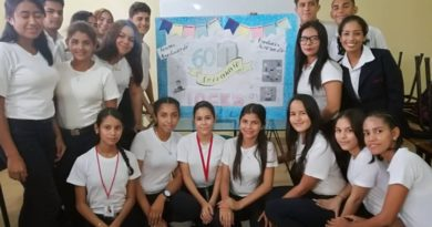 """Aprendices del PNA ejecutan jornada """"Pintureando el Inces"""" en este 60 Aniversario"""