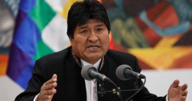 Fiscalía boliviana pide detención de Morales tras acusarlo de terrorismo