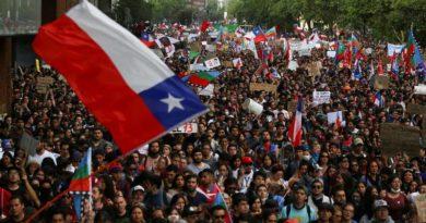 Arrasa el «Apruebo» a una nueva Constitución en Chile
