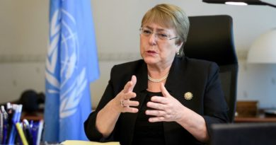 Bachelet manifestó preocupación por nombramiento no consensuado del CNE