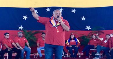 """Diosdado Cabello: """"Juan Guaidó ya tendrá que responderle a la justicia"""""""