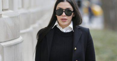 La esposa del 'Chapo Guzmán' aparecerá en el reality show 'Cartel Crew'