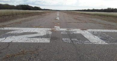En Mauroa también encontraron una pista clandestina usadas por el narcotráfico