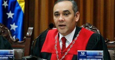 Maikel Moreno anunció que se recuperó del Covid-19