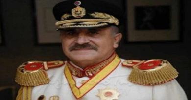 Hallan carbonizado el cuerpo del general retirado Manuel Ruiz Zerpa