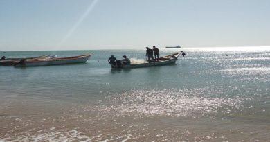 Se ahogó pescador en Los Taques