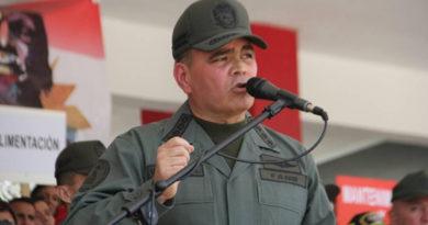Padrino López: EE UU cometió un error garrafal al acusarme
