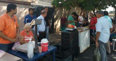 Jornada alimentaria permanente es la misión del nuevo Consejo Comunal del sector 2 de Banco Obrero
