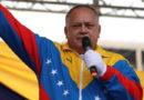 Diosdado Cabello: «Si alguien no consigue algo en una farmacia, es culpa de EE UU»