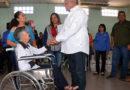 I Mega entrega social en la semana aniversario Día de Punto Fijo