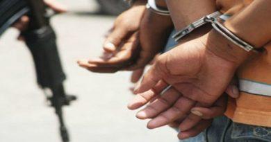 Seis funcionarios detenidos por liberar a narcotraficantes en Lara