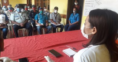 165 viajeros reciben atención epidemiológica en el municipio Falcón