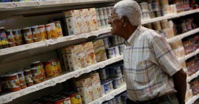 Cenda: Una familia necesita $300 mensuales para cubrir la canasta alimentaria