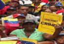 """Maduro asegura que hay un """"gran rechazo"""" a las sanciones en su contra"""