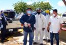 Alcalde de Carirubana refuerza plan de desinfección en el municipio