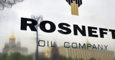 Petrolera rusa Rosneft anuncia el cese de sus operaciones en Venezuela