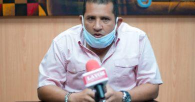 """Jaime Barreto: """"Una victoria más será trabajar con y por el pueblo"""""""
