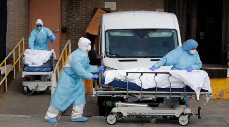 EE.UU. alcanza las 7.800 muertes y los más de 290.000 infectados por coronavirus