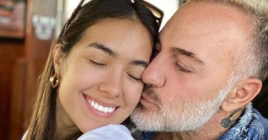 Nació la hija de Sharon Fonseca y Gianluca Vacchi (FOTO)