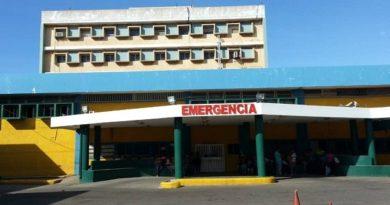 Acondicionaron la emergencia del Hospital General de Coro para atender casos Covid