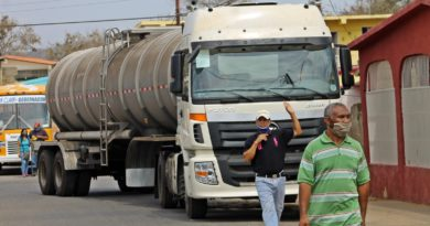 Solventada la venta irregular de agua a empresa de Josefa Camejo