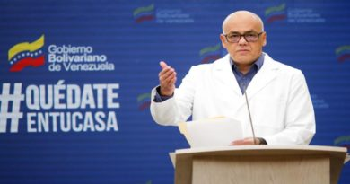 Venezuela supera nuevo récord con 869 casos de covid-19 en las últimas 24 horas