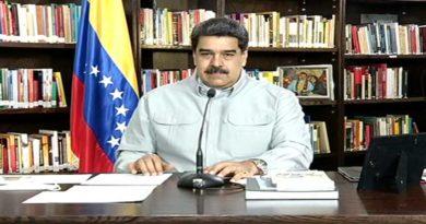 Maduro: No hay regreso presencial a clases