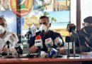 Gobernador Prieto: «Hemos superado la crisis, mas no la pandemia»