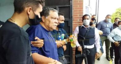 TSJ: José Pinto será juzgado en Caracas