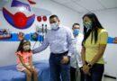 Gobierno de Falcón rehabilita y pone en servicio emergencia pediátrica del HUC