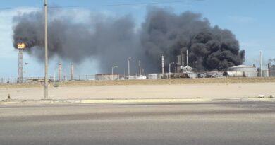 Incendio en refinería Cardón afectó la producción de gasolina, según Reuters