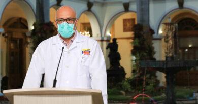 Venezuela registra tres muertos por covid-19 y otros 282 contagios en las últimas 24 horas