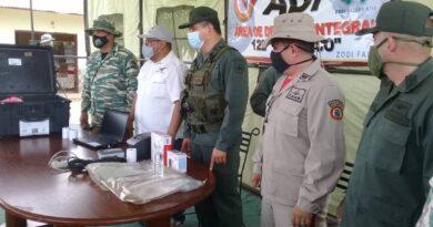 Entregan equipos para jornadas especiales de Registro Electoral en Falcón