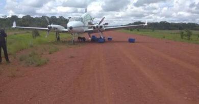 Aterriza de emergencia en Cojedes una presunta narcoavioneta (Detalles)
