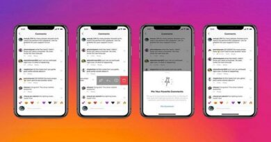 Instagram ya permite fijar comentarios en una publicación
