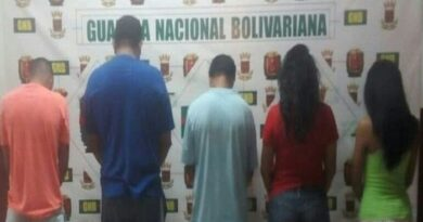 Trifulca en Las Velitas dejó heridos a dos Polifalcón