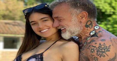 Gianluca Vacchi revela por qué no le ha pedido matrimonio a Sharon Fonseca