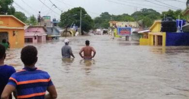 Alerta máxima en República Dominicana por el paso de la tormenta tropical Isaías
