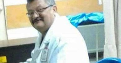 Autoridad regional de salud afirma que médico Juan Barreno sigue con vida